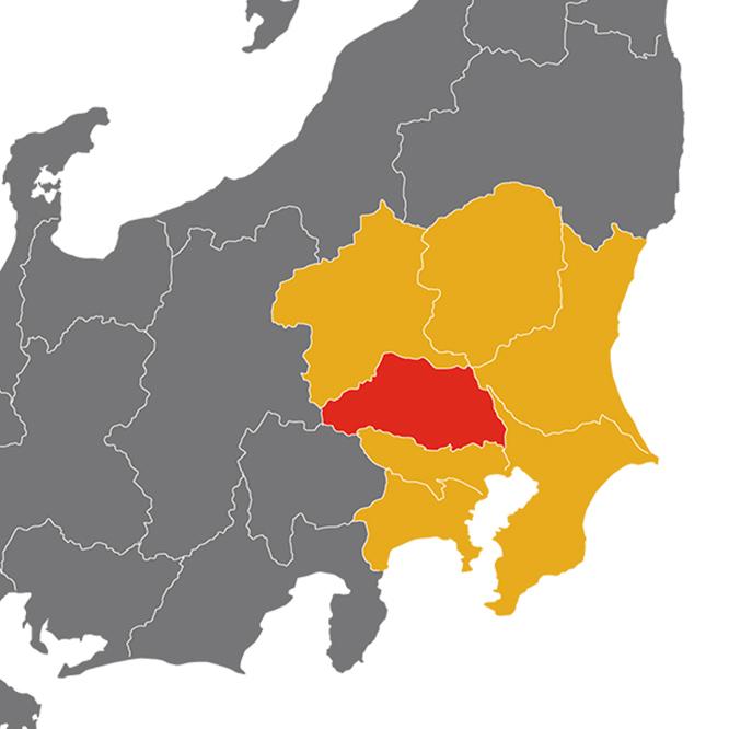 埼玉を拠点に関東エリアに特化